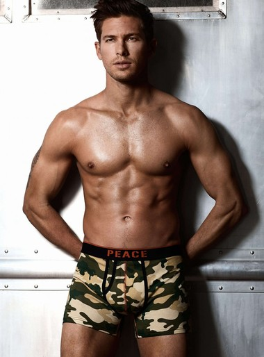 Your Hunk of the Day: Adam Senn