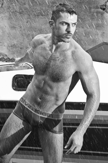 Your Hunk of the Day: Anderson Barbosa