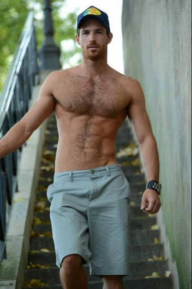 Your Hunk of the Day: Arnaud Dehaynin