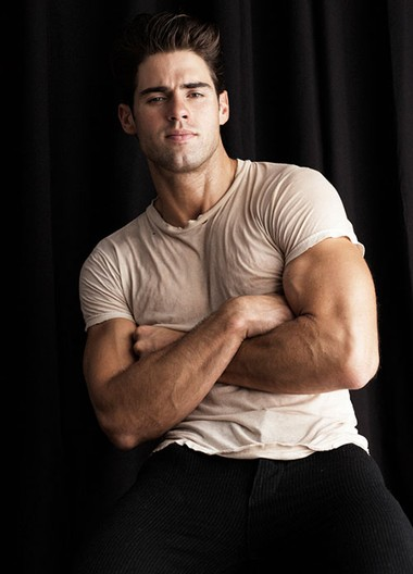 Your Hunk of the Day: Chad White
