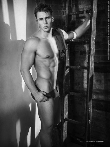 Your Hunk of the Day: Christian Bok