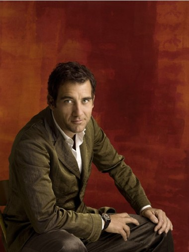 Your Hunk of the Day: Clive Owen
