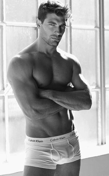 Your Hunk of the Day: Cory Bond