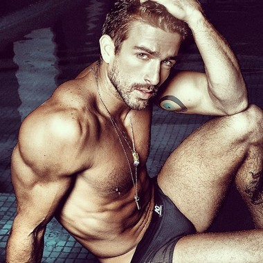 Your Hunk of the Day: Erasmo Viana