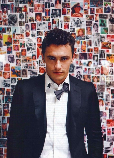 Your Hunk of the Day: James Franco