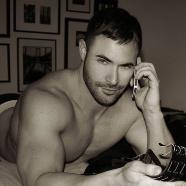 Your Hunk of the Day: JC Arentzen