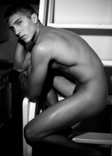 Your Hunk of the Day: John Vincent