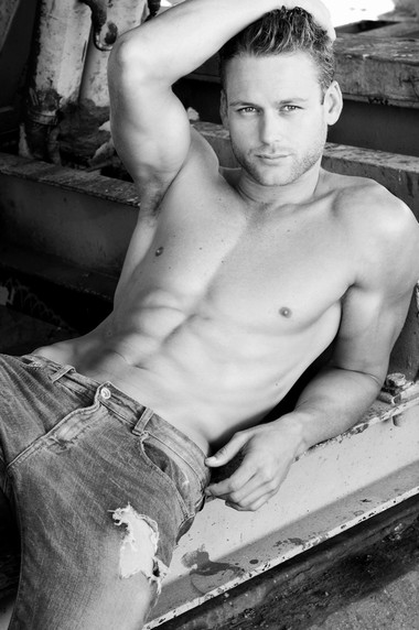 Your Hunk of the Day: Keith Penberthy