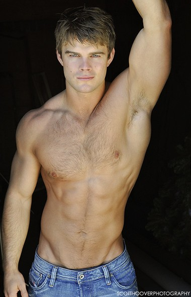 Your Hunk of the Day: Lars Slind