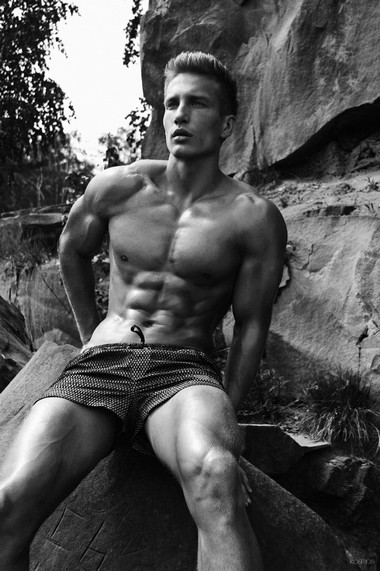 Your Hunk of the Day: Matvey Voskrebentsev