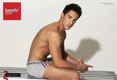 Your Hunk of the Day: Michael Trevino