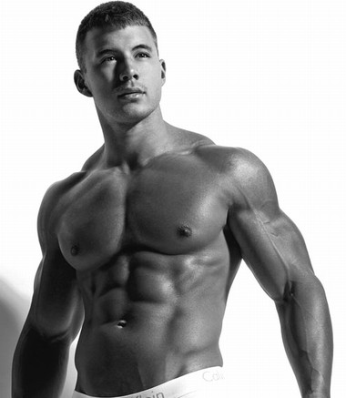 Your Hunk of the Day: Mike Carr