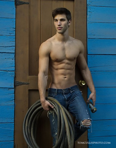 Your Hunk of the Day: Nathaniel Sherman