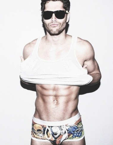 Your Hunk of the Day: Nick Bateman
