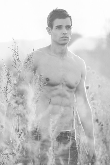 Your Hunk of the Day: Nick Patton