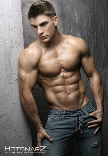 Your Hunk of the Day: Ryan Terry