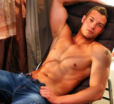 Your Hunk of the Day: Ryan Vorster