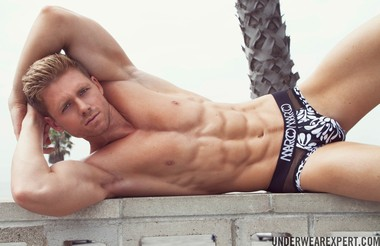 Your Hunk of the Day: Steven Dehler